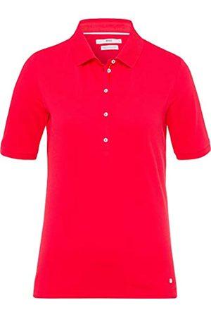 BRAX Women's Cleo Finest Piqué Stretch Poloshirt Uni Polo Shirt