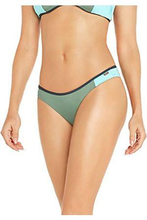 Sylvie Flirty Swimwear Women's Berlinda Striped Bikini Bottoms