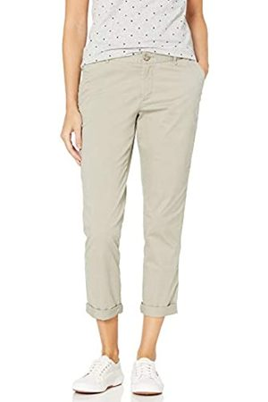 Amazon Essentials Cropped Girlfriend Chino Casual Pants