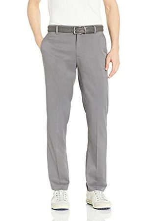 Amazon Essentials Straight-Fit Stretch Golf Pant Gray