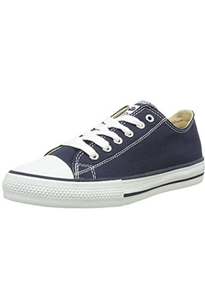 Victoria Zapato Basket Autoclave, Unisex Adults' Low Top Trainers, (Marino)