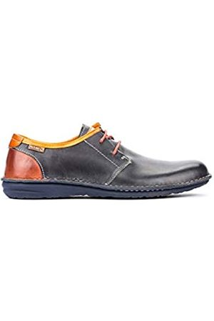 Pikolinos Leather Casual lace-ups Santiago M8M Navyblue