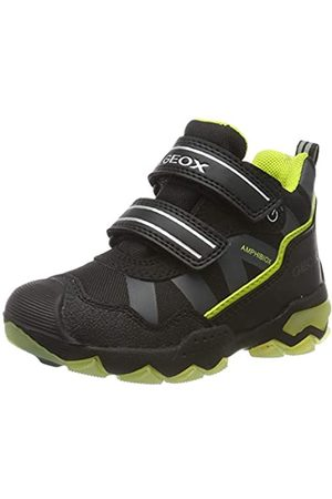 Geox J BULLER BOY B ABX C Outdoor Shoes, ( /Lime C0802)