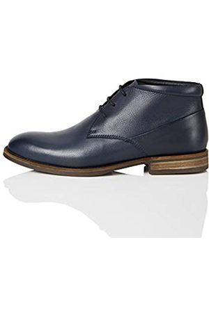 find. Smart Leather Classic Boots, Navy)