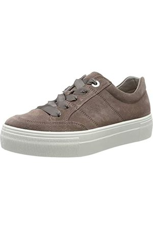 Legero Women's Lima Low-Top Sneakers, (Dark Clay (Grau) 57)
