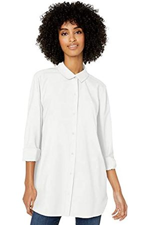 Goodthreads Washed Oxford Long-sleeve Button-front Shirt