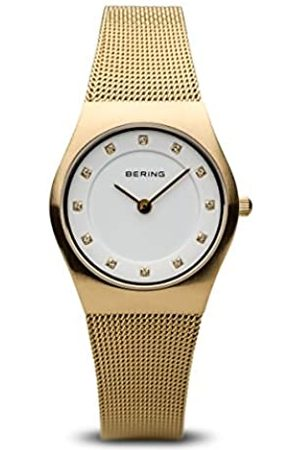 Bering Womens Analogue Quartz Watch with Stainless Steel Strap 11927-334