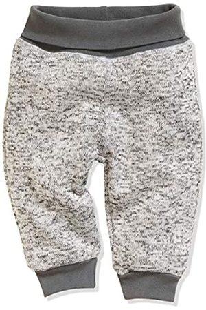 Schnizler Baby Pumphose Strickfleece mit Strickbund Training Pants