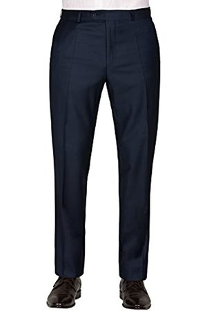 Carl Gross Men's Sascha Regular Fit Suit Trousers, (blau)