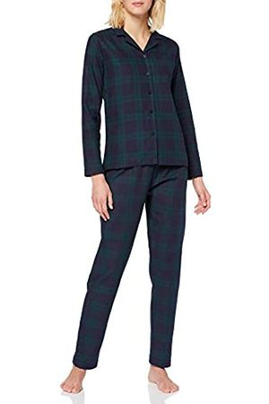 Tommy Hilfiger Women's Set Ls Flannel Check Pyjama Bottoms