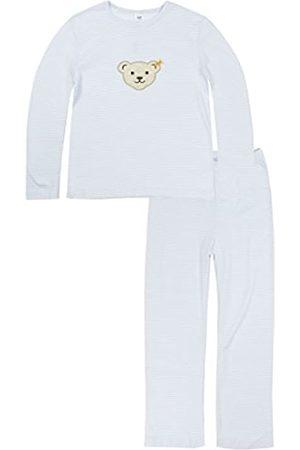 Steiff Girl's 0006563 2Pcs Playsuit Clothing Set, Baby