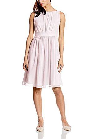 Swing Women's Cocktail Sleeveless Dress with ruffles