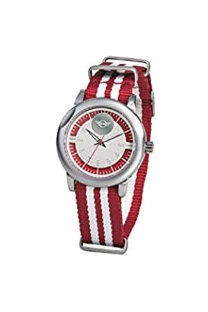 Boden Mini Unisex Adult Analogue Classic Quartz Watch with Nylon Strap SM-020