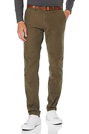 Scotch&Soda Men's Stuart-Classic Garment-Dyed Twill Chino Trouser