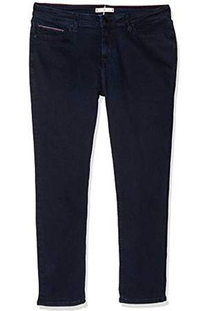 Tommy Hilfiger Women's Venice Slim RW Devi Straight Jeans