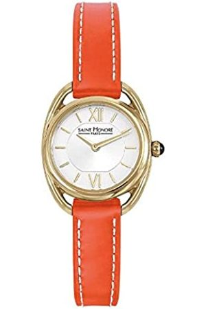 Saint Honore Women's Analogue Quartz Watch with Leather Strap 7210263AIT-O