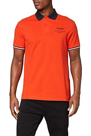 Hackett Hackett Men's Amr Tape Polo T-Shirt