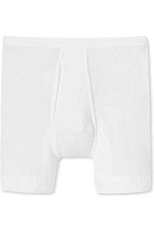 Schiesser Men's Thermal Bottoms White Bianco (Weiss) XL