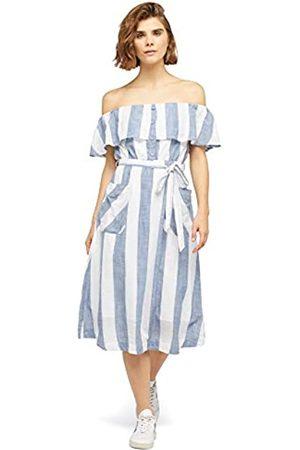 FIND Women's Stripe Bardot Dress
