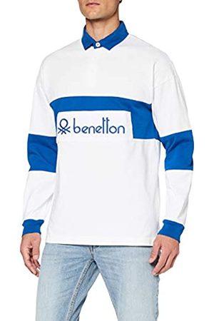 Benetton Men's Maglia Polo M/l Shirt