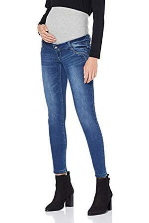 Mamalicious Women's Mlglobe Ankle Slim Jeans A. Maternity Trousers