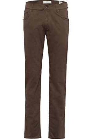 Brax Men's Chuck HI-Flex Structure Five Pocket Casual Modern Fit Trousers