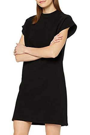 Urban classics Women's Ladies Naps Terry Extended Shoulder Dress