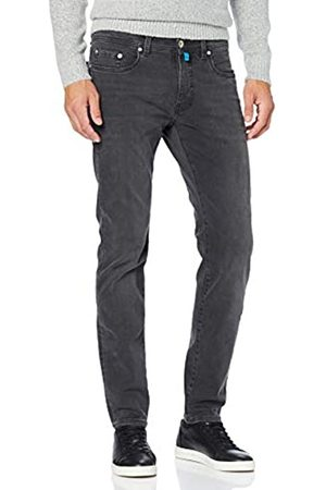 Pierre Cardin Mens Lyon Tapered Futureflex Strech Denim Tapered Tapered Fit Jeans