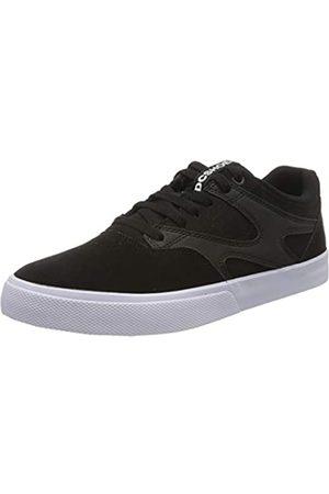 DC Men's Kalis Vulc Skateboarding Shoes, ( / BKW)