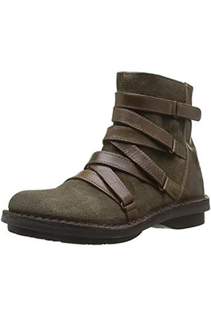 Fly London Women's FELT005FLY Ankle Boots, (Sludge/Olive 004)