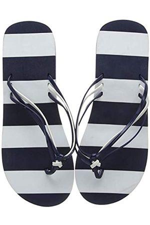 Beco V-Strap Slippers, Marine/