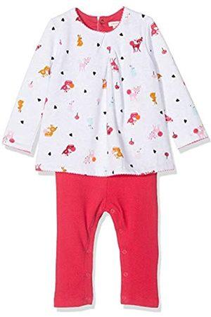 Catimini Baby Girls' CP32011 Combi Longue Dungarees