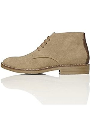 FIND Men's Chukka Boots, (Sand), 45 EU