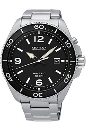 Seiko Men's Chronograph Quartz Watch with Stainless Steel Strap – SKA747P1