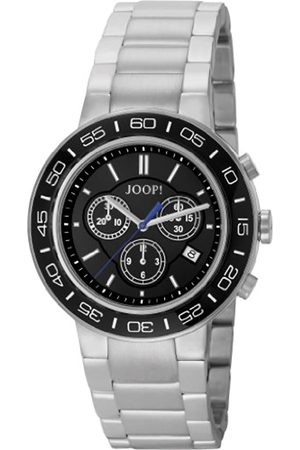 JOOP! Joop Insight Men's Quartz Watch with Dial Chronograph Display and Stainless Steel Bracelet JP100911F02