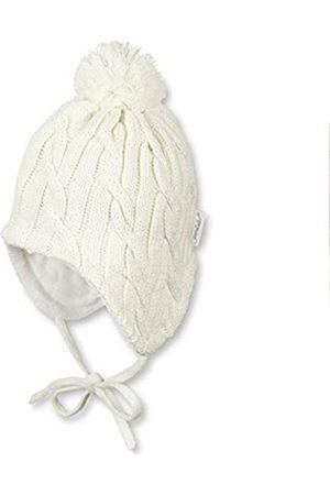 Sterntaler Baby Girls' Strickmütze Cappellino Beanie