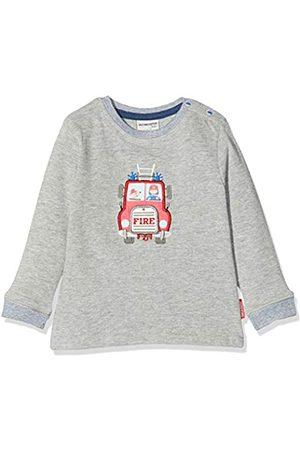 Salt & Pepper Salt and Pepper Baby Boys' Ready for Action Feuerwehr mit Motiv Zum Öffnen Sweatshirt