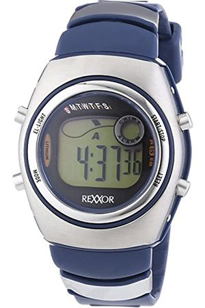 Rexxor Women's Quartz Watch with Multi-Colour Dial and White Plastic Strap 239-1005-49