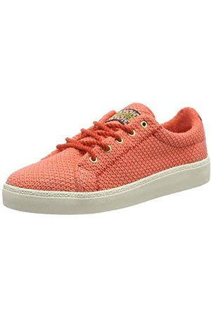 SCOTCH & SODA FOOTWEAR Women's Laurite Trainers, Rot (Coral S51)