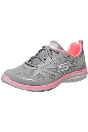 Skechers Women's Galaxies - Enigma Trainers, ( /Coral)