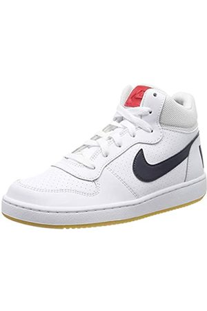 Nike Boys Court Borough Mid (gs) Basketball Shoes