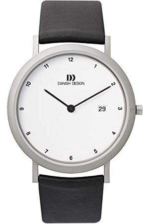 Danish Design 3316313 Men's Quartz Watch with Leather Strap