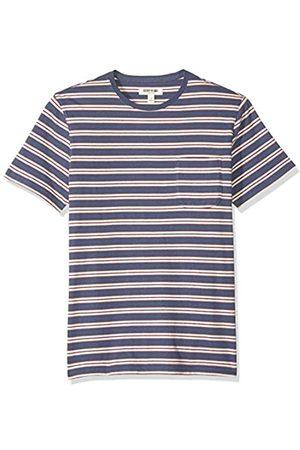 Goodthreads Amazon Brand - Men's Short-Sleeve Sueded Jersey Crewneck Pocket T-Shirt