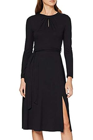 Dorothy Perkins Women's Keyhole Jersey Midi Dress