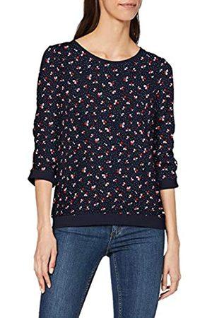 Tom Tailor Denim Women's Basic AOP Sweater Pullover