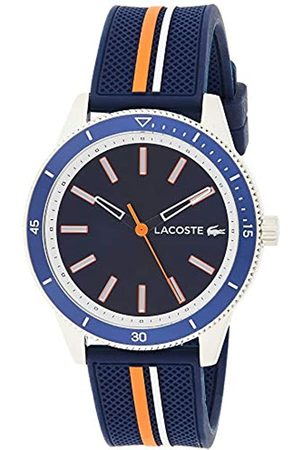 Lacoste Mens Analogue Classic Quartz Watch with Silicone Strap 2011007