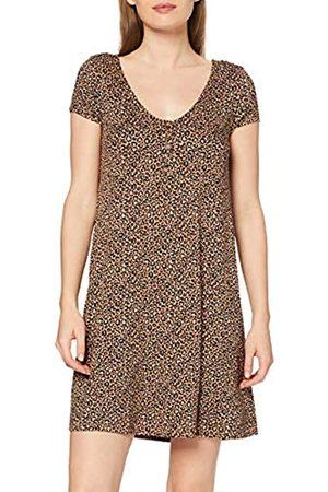 Springfield 2.t. Print Dress Women's X-Large (Manufacturer's size:XL)