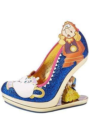 Irregular Choice Women's Enchanted Castle Closed Toe Heels, ( / A)