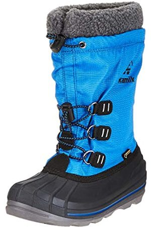 Kamik Unisex Kids' Carmackgtx Snow Boots, ( -Bleu Blu)