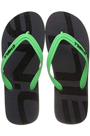 O'Neill Fm Profile Logo Sandals, Men's Flip Flops, (Asphalt 8026)